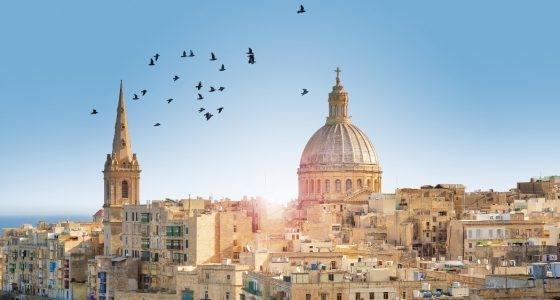 Malta a Pasqua Europa