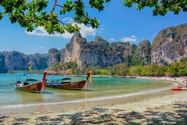 Bangkok + Phuket Mondo