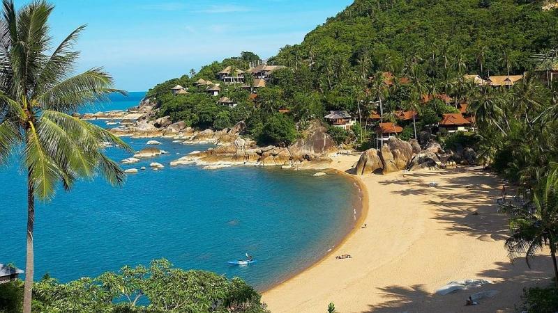 SINGAPORE & KOH SAMUI Chaweng Cove Mondo