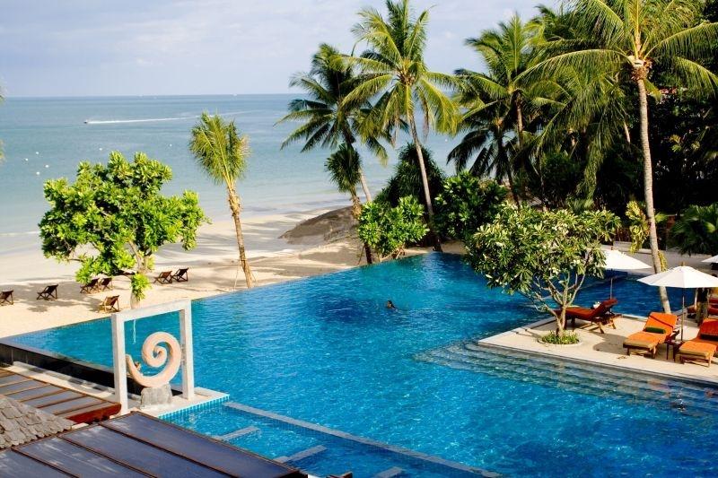 SINGAPORE & KOH SAMUI New Star Beach