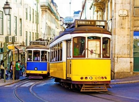 Estate a Lisbona
