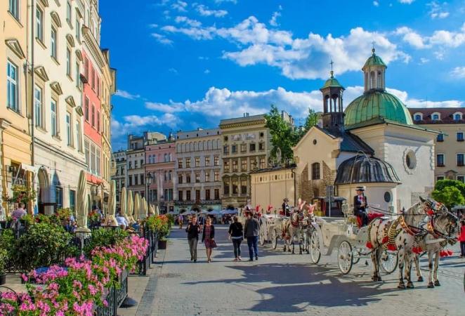 Cracovia Minitour