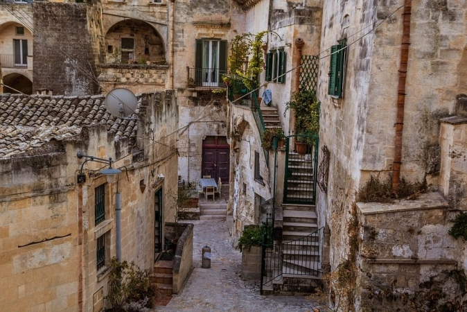 BARI Matera Alberobello