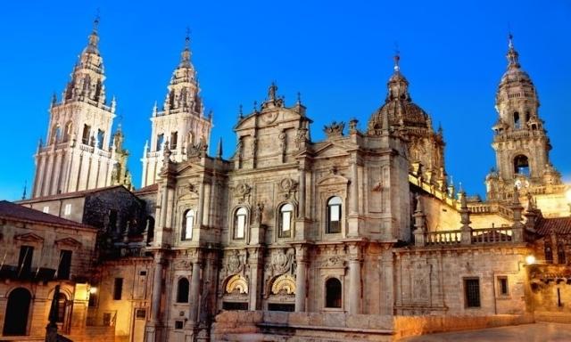 Porto e Santiago de Compostela