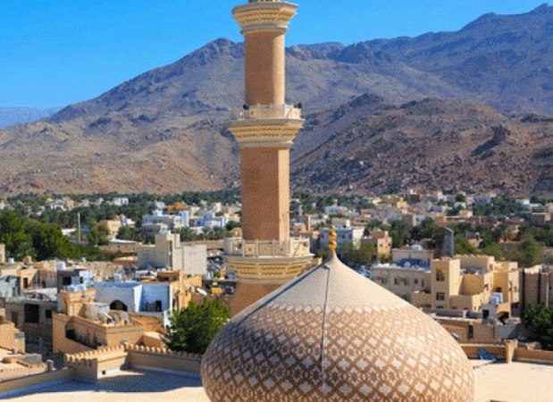 Oman a portata di mano Mondo