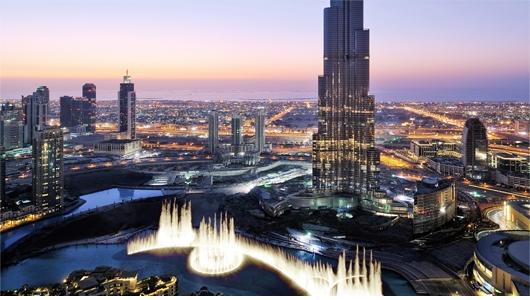 Dubai a portata di mano