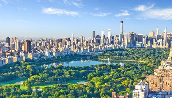 New York a portata di mano
