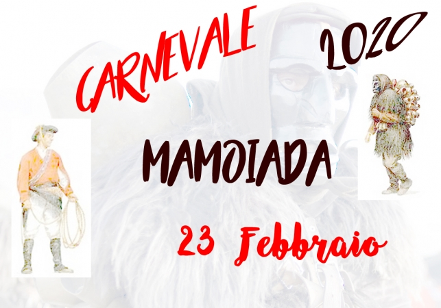 Carnevale a Mamoiada Gite in Sardegna
