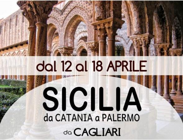 Pasqua in Sicilia Italia