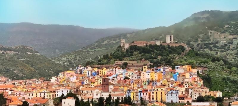 Bosa e fiume Temo Vacanze e appartamenti in Sardegna
