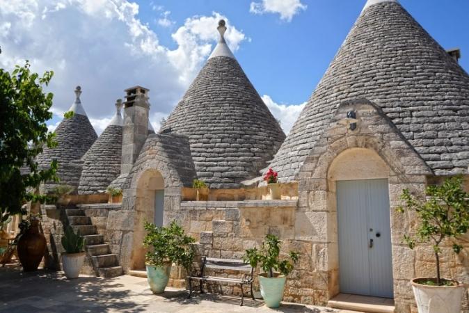 Sassi e Trulli Vacanze dalla Sardegna