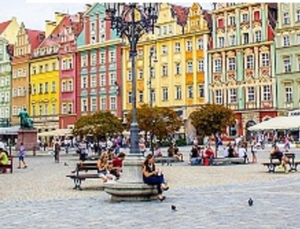Polonia del Nord Europa