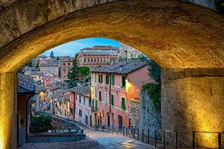 Umbria Cascia  Assisi