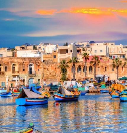 Malta e Gozo Europa
