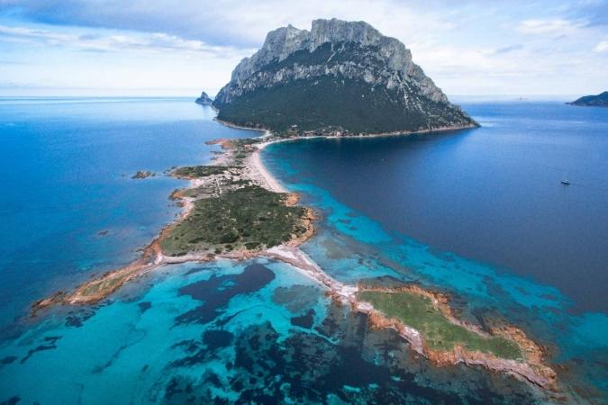 San Teodoro e Isola di Tavolara in mini crociera Vacanze e appartamenti in Sardegna