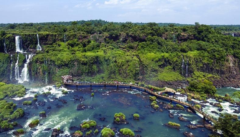 CROCIERA IN PATAGONIA e le CASCATE DI IGUAZU' Viaggi Nozze