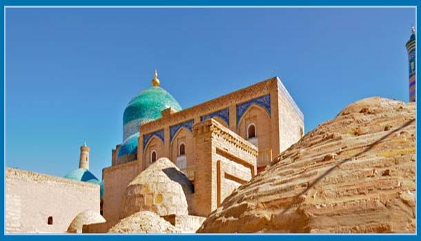 Magico Uzbekistan Mondo