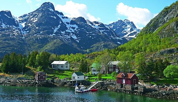 NORVEGIA: Tour dei Fiordi Europa