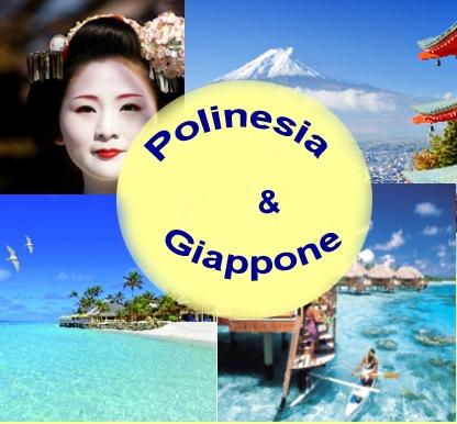 Polinesia e Giappone Mondo