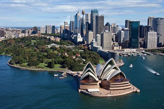 Australia  Mondo