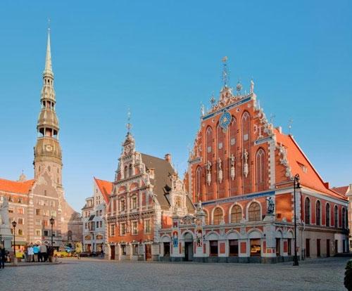 Capitali Baltiche RIGA Europa