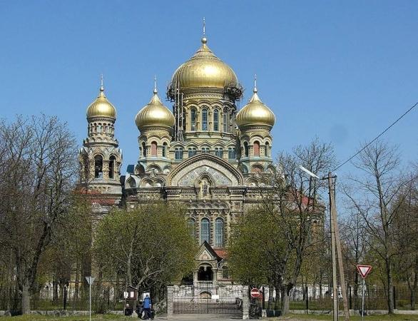 Riga e i Castelli della Lettonia Europa