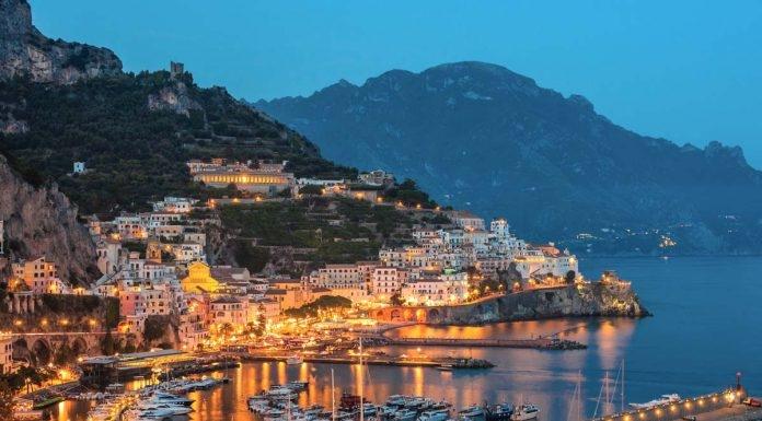 Costiera Amalfitana Italia