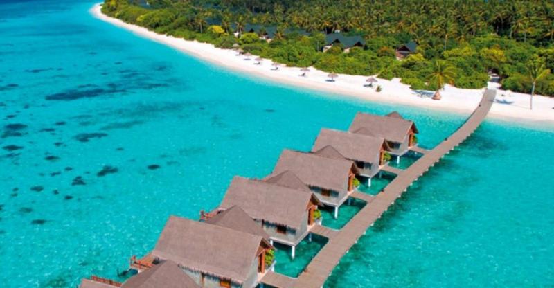 Maldive Furaveri Island Resort Mondo