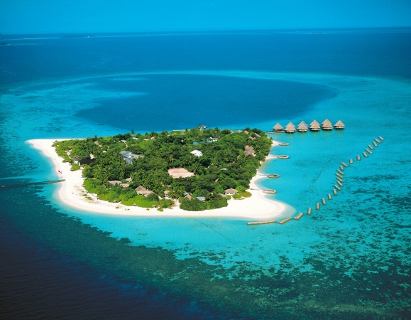 Maldive Velidhu Island Resort Mondo
