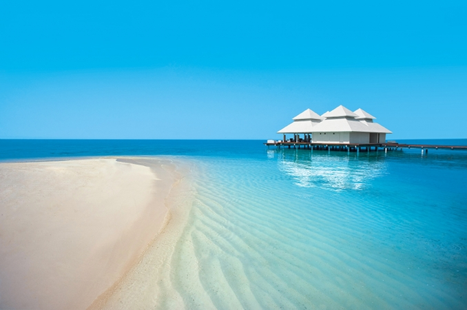 Maldive Diamonds Athuruga Beach Bungalow Mondo