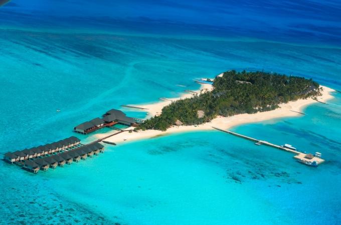 Maldive Summer Island Mondo