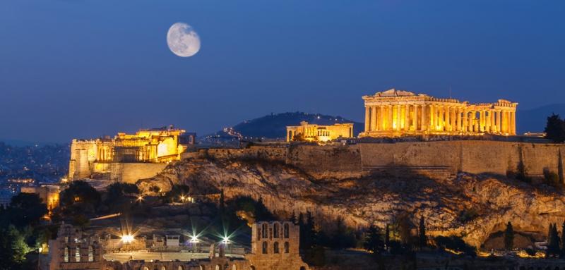 Pasqua GRECIA Classica e Meteore Pasqua e Ponti