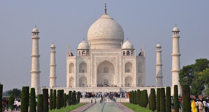 India del Nord e Rajasthan Mondo