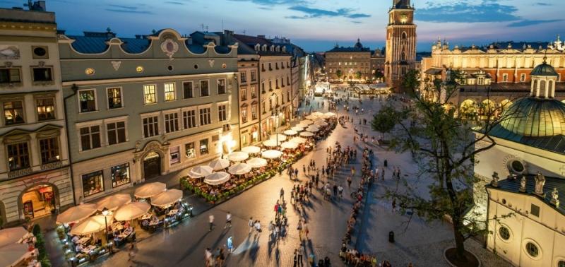 Cracovia e le Meraviglie della Polonia Europa