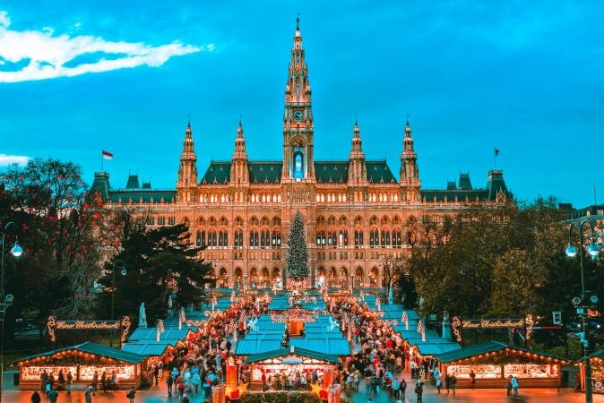Praga Vienna Budapest Bratislava Estate dalla Sardegna