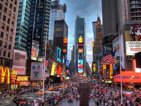 Tour New York e Triangolo dell'Est Mondo