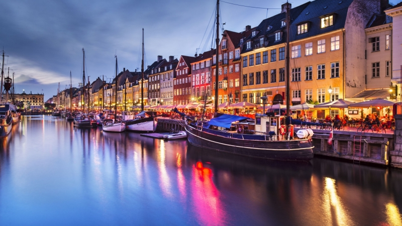 Tour Capitali Scandinave Europa