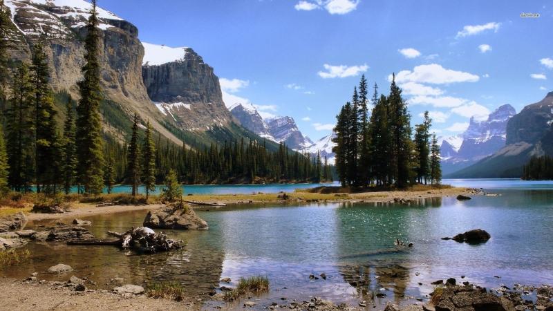 Canada i sentieri della natura Mondo