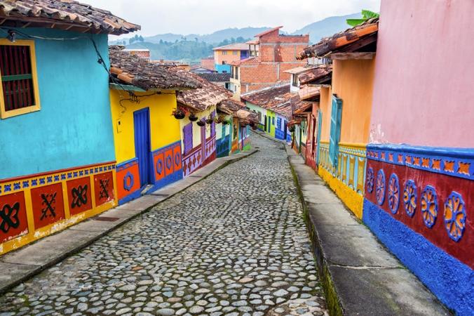 COLOMBIA Mondo