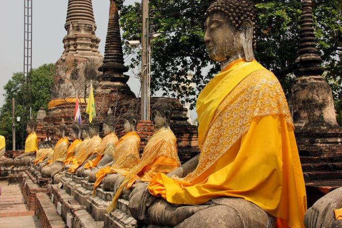 THAILANDIA OVERLAND Mondo