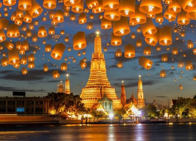 THAILANDIA ESSENZA THAI Mondo