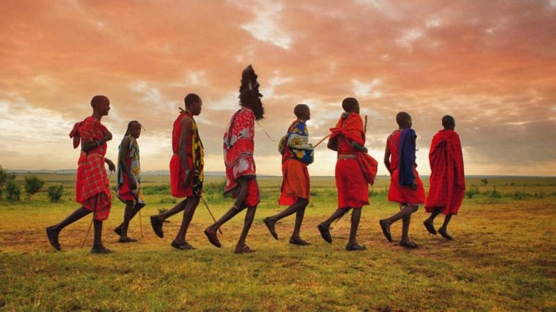 Ritmo del Kenya Mondo