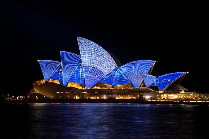 DISCOVER AUSTRALIA TAKE IT EASY Mondo