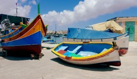 MALTA Estate dalla Sardegna