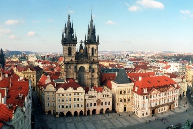 Praga soggiorni in libertà Estate dalla Sardegna