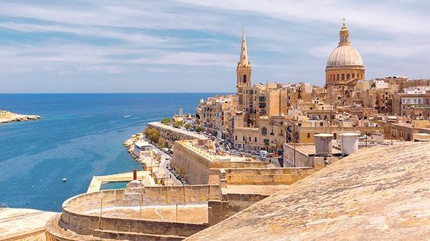 MALTA minitour Estate dalla Sardegna